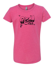 Gym Star Girls T-Shirt