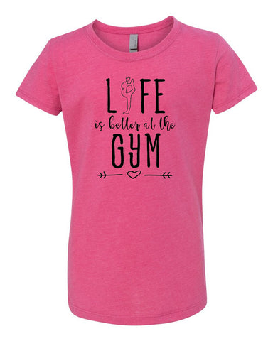 Life Is Better At The Gym Tees Tanks Hoodies