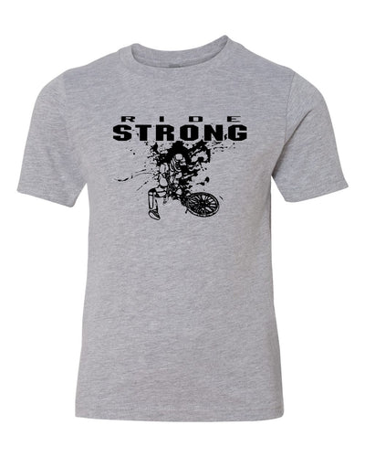 Ride Strong Youth BMX T-Shirt