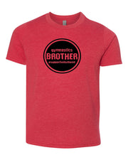 Gymnastics Brother Youth T-Shirt