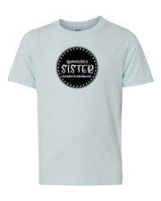 Gymnastics Sister Youth T-Shirt
