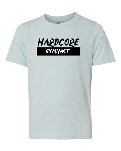 Hardcore Gymnast Youth T-Shirt
