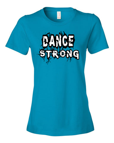 Dance Strong Tees Tanks Hoodies Bottoms