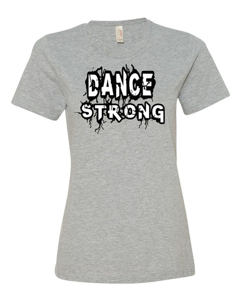 Dance Strong Ladies T-Shirt