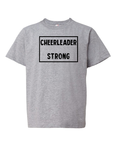 Cheerleader Strong Youth T-Shirt