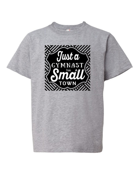 Just A Gymnast From A Small Town Youth T-Shirt