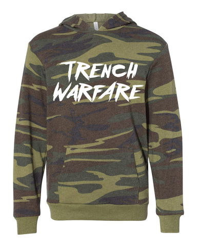 Trench Warfare Tees Hoodies