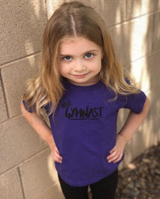 Mini Gymnast Toddler T-Shirt