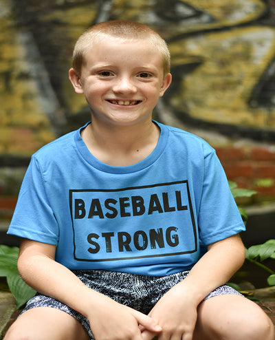 Baseball Strong Youth T-Shirt