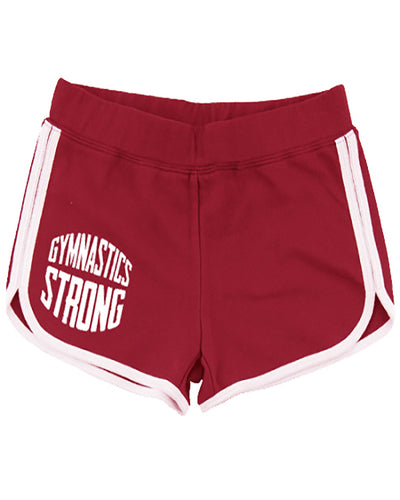 Gymnastics Strong Ladies Shorts