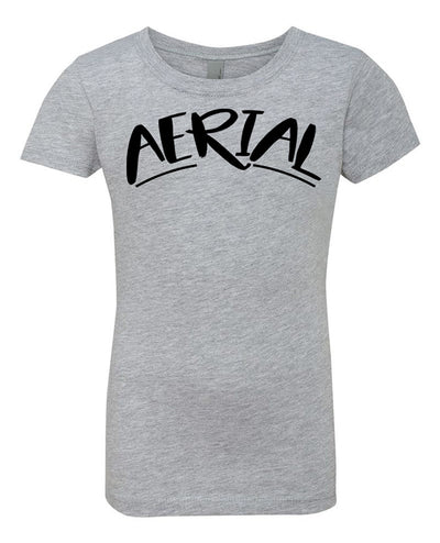 Gymnastics T-Shirt Girls Aerial Heather Gray.jpg