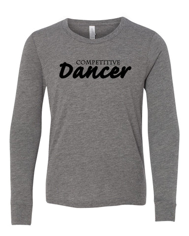 Competitive Dancer T-Shirts