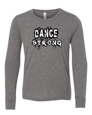 Dance Strong Youth Long Sleeve T-Shirt