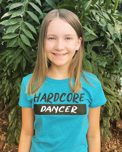 Hardcore Dancer Girls T-Shirt