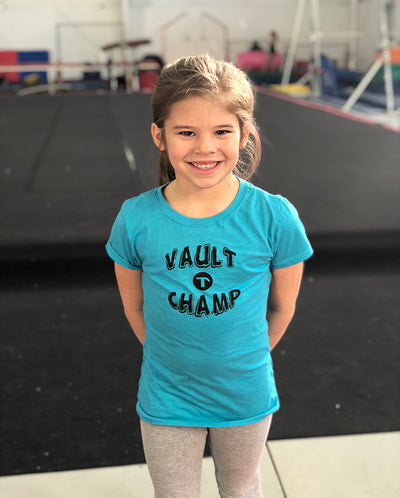 Vault Champ Girls T-Shirt