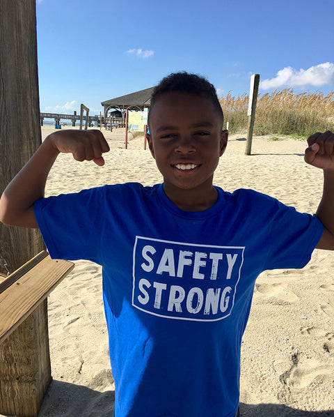 Safety Strong Youth T-Shirt