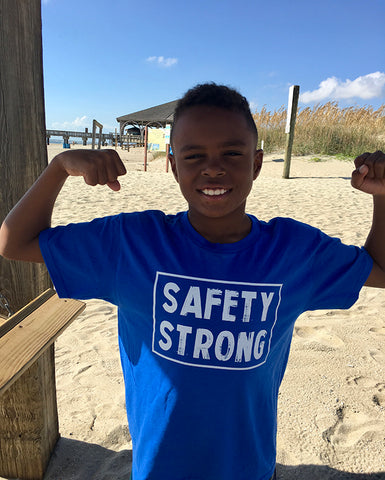 Safety Strong Tees