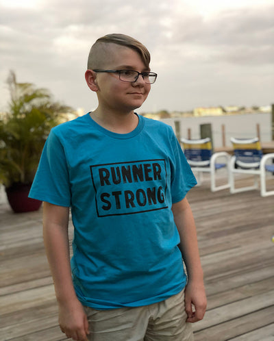 Runner Strong Adult T-Shirt
