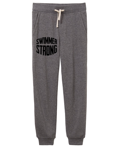 Swimmer Strong Adult Jogger