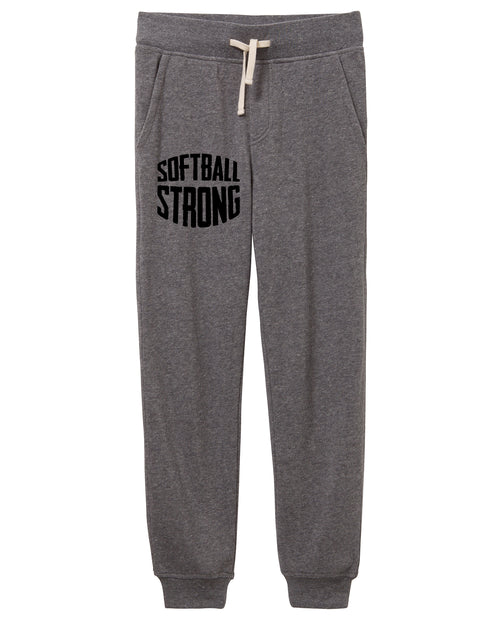 Softball Strong Youth Jogger