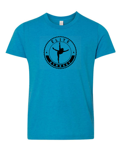 Elite Gymnast Neon Youth T-Shirt