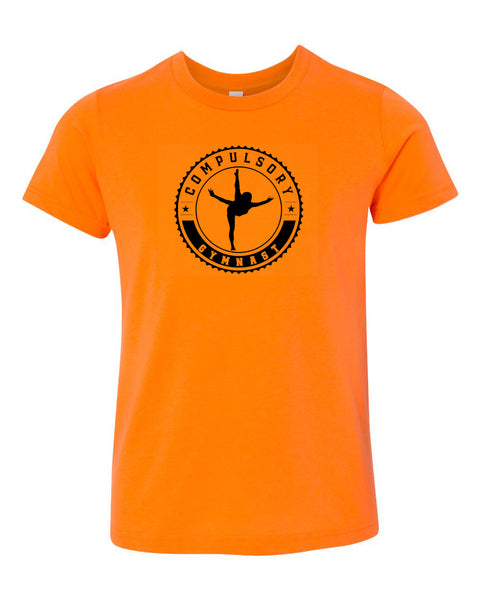 Compulsory Gymnast Neon Youth T-Shirt