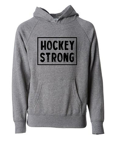 Hockey Strong Tees Hoodies