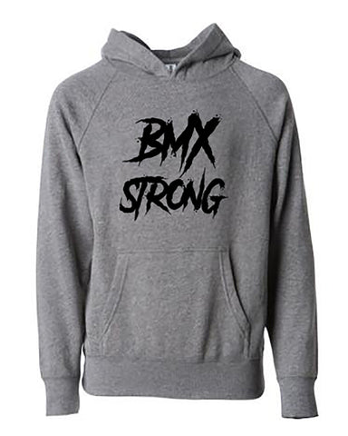 BMX Strong Tees Hoodies
