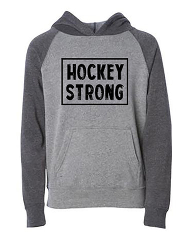 Hockey Strong Tees Tanks Hoodies