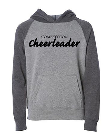 Competition Cheerleader Tanks Tees & Hoodies