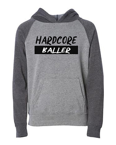 Hardcore Baller Tees Tanks Hoodies
