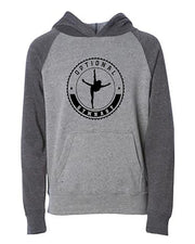 Optional Gymnast Youth Hoodie