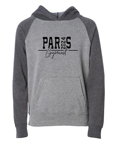 Paris 2024 Gymnast Youth Gymnastics Hoodie