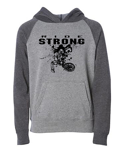 Ride Strong Youth BMX Hoodie