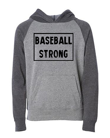 Baseball Strong Tees Hoodies