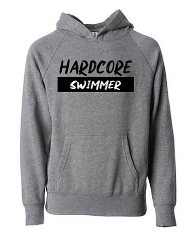Hardcore Swimmer Tees Hoodies