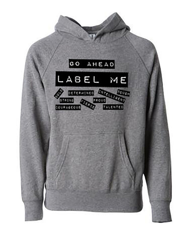 Go Ahead Label Me Tees Tanks Hoodies