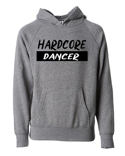 Hardcore Dancer Adult Hoodie