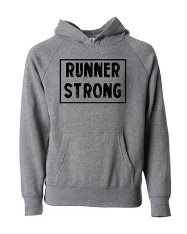 Runner Strong Tanks Tees & Hoodies