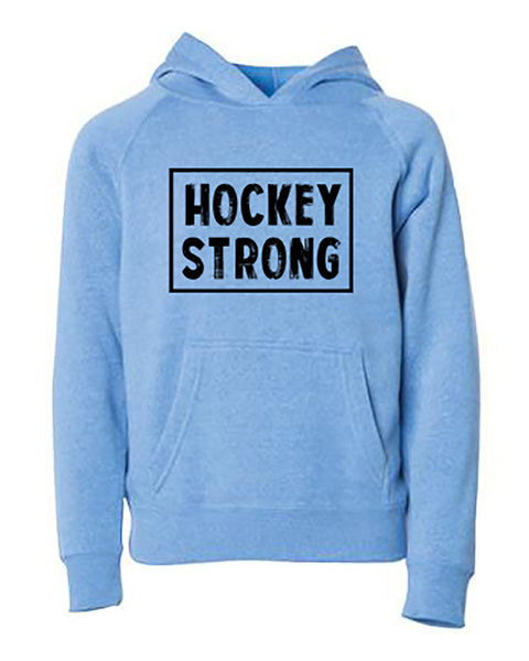 Hockey Strong Youth Hoodie