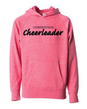 Competition Cheerleader Youth Hoodie