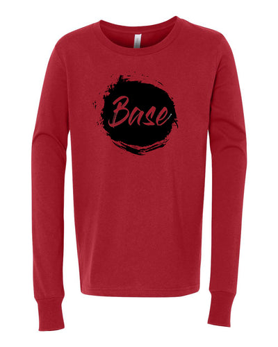 Base Youth Long Sleeve T-Shirt