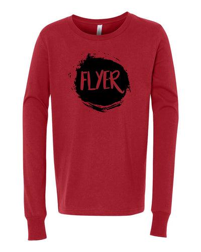 Flyer Youth Long Sleeve T-Shirt