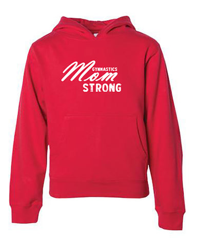 Gymnastics Mom Strong Tees Tanks Hoodies