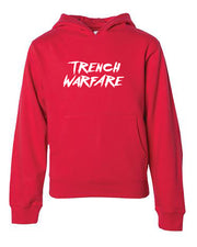 Trench Warfare Adult Hoodie