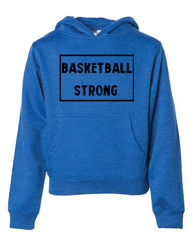 Basketball Strong Tees Tanks Hoodies