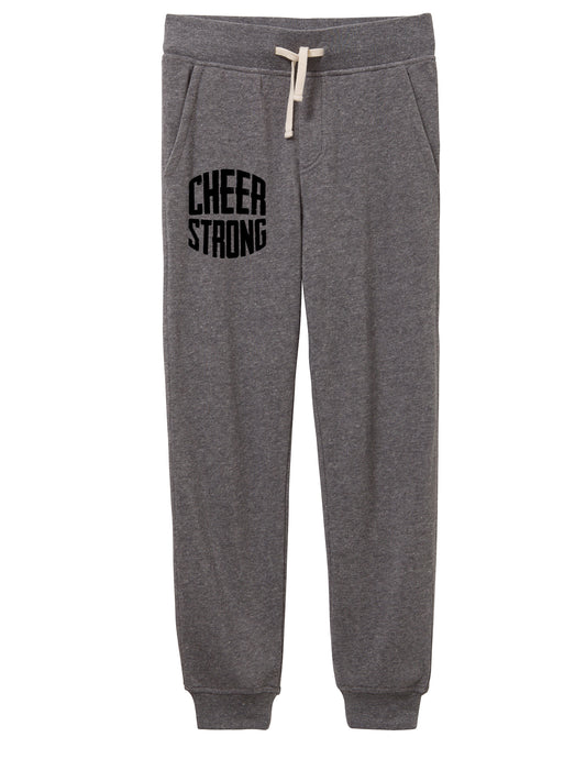 Cheer Strong Youth And Adult Jogger