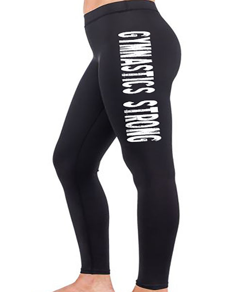 Gymnastics Strong Ladies Leggings
