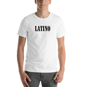 LATINO - Short-Sleeve Unisex T-Shirt