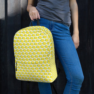 Backpack - Lemon Logo - LimonadaLA
